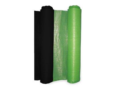 Green / Black Jute
