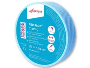 FibaTape Classic Self-Adhesive Mesh for Fiberglass Plaster FIBA TAPE CLASSIC