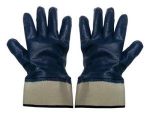 Hercules – Blue Fiber Gloves