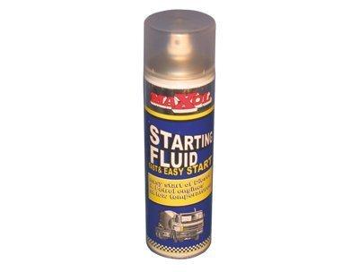 Starting  Spray (נא בדיקה)