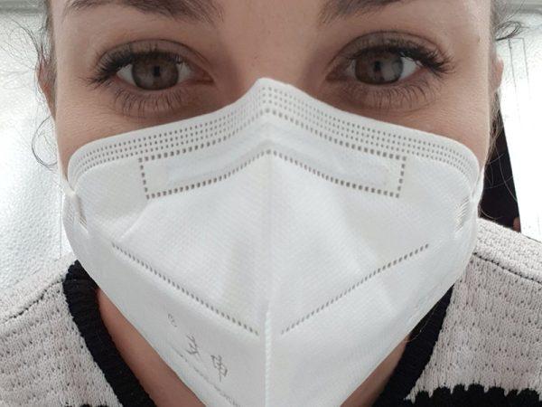 מסכת פנים בתקן KN 95